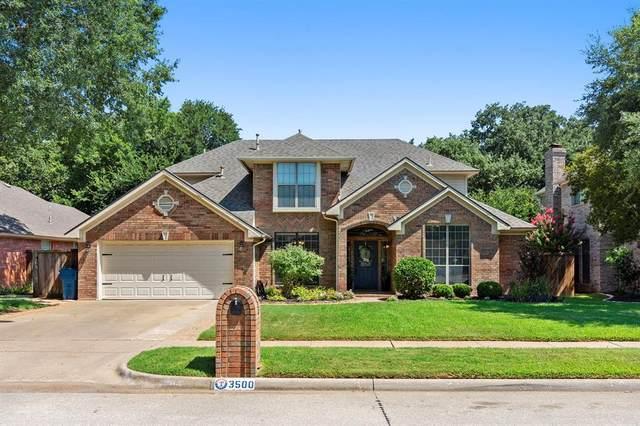 3500 Kelsey Court, Flower Mound, TX 75028 (MLS #14403235) :: Real Estate By Design