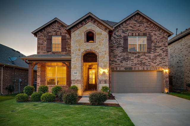 1605 Meadow Trail Lane, Aubrey, TX 76227 (MLS #14403236) :: The Heyl Group at Keller Williams