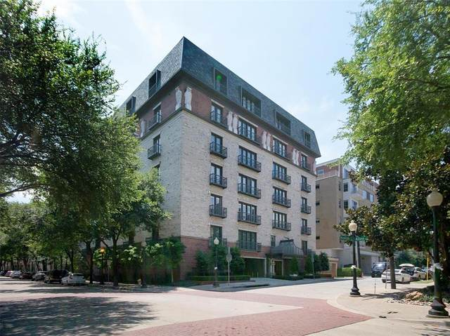 2848 Woodside Street 2D, Dallas, TX 75204 (MLS #14403243) :: All Cities USA Realty