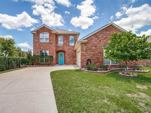 5001 Daisy Court, Mckinney, TX 75070 (MLS #14403257) :: The Star Team | JP & Associates Realtors