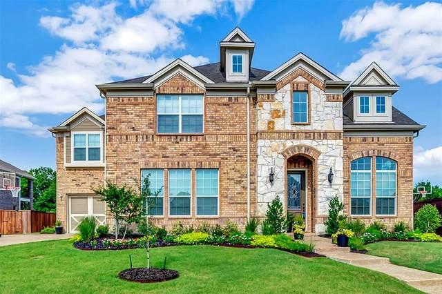 1621 Genevieve Drive, Wylie, TX 75098 (MLS #14403260) :: The Kimberly Davis Group