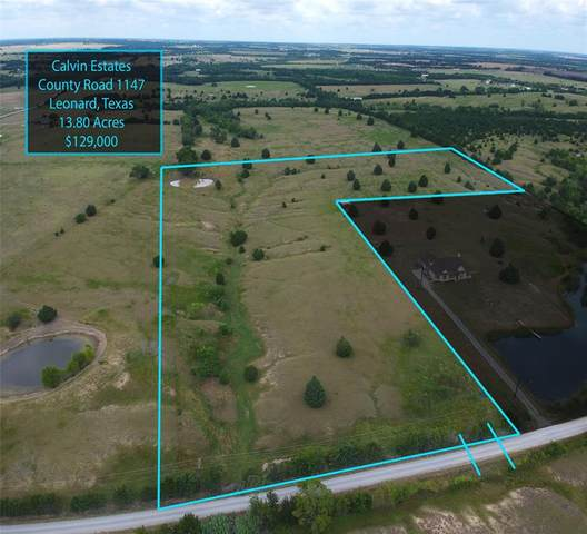 Tract11 County Road 1140, Leonard, TX 75452 (MLS #14403286) :: North Texas Team | RE/MAX Lifestyle Property