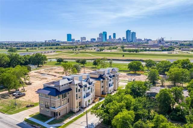 452 Rayner Avenue, Fort Worth, TX 76111 (MLS #14403299) :: The Heyl Group at Keller Williams