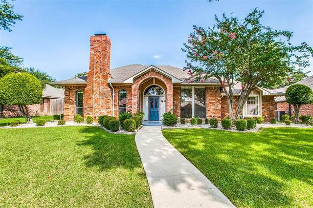 1901 Drew Lane, Richardson, TX 75082 (MLS #14403320) :: RE/MAX Landmark