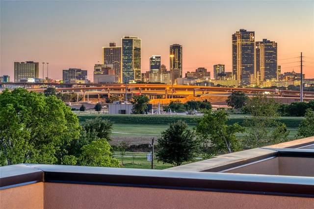 456 Rayner Avenue, Fort Worth, TX 76111 (MLS #14403327) :: The Heyl Group at Keller Williams
