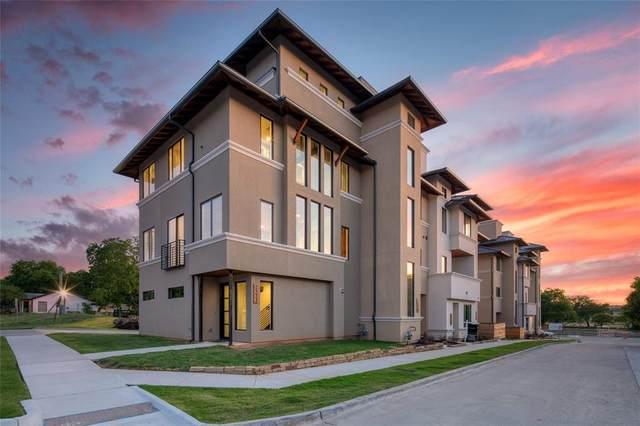 452 Vista Buena Trail, Fort Worth, TX 76111 (MLS #14403359) :: The Heyl Group at Keller Williams