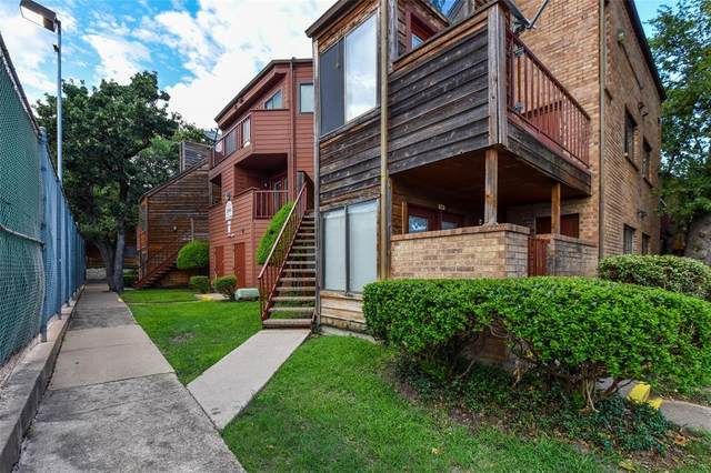 2304 Balsam Drive E210, Arlington, TX 76006 (MLS #14403373) :: The Mauelshagen Group