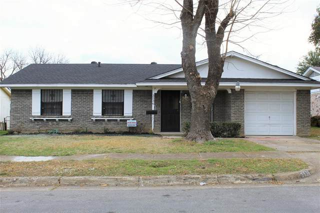 3536 Silverhill Drive, Dallas, TX 75241 (MLS #14403381) :: North Texas Team | RE/MAX Lifestyle Property