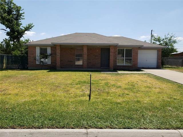102 Helen Street, Alvarado, TX 76009 (MLS #14403384) :: Real Estate By Design