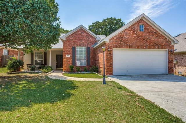 3824 Chimney Rock Drive, Denton, TX 76210 (MLS #14403385) :: Real Estate By Design