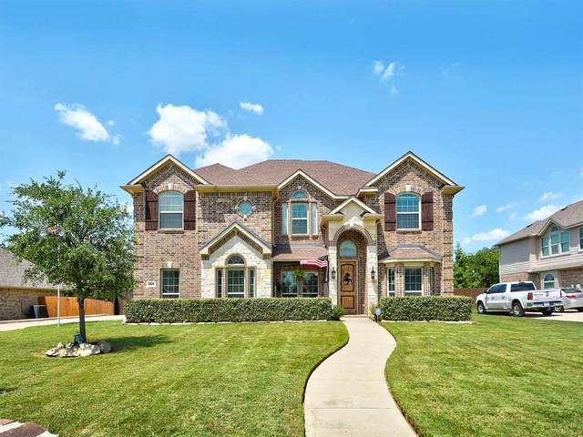 1065 Estates Drive, Kennedale, TX 76060 (MLS #14403407) :: The Heyl Group at Keller Williams