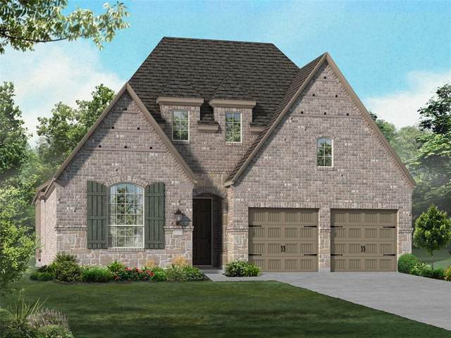 3813 Greenbrier Drive, Melissa, TX 75454 (MLS #14403408) :: The Chad Smith Team