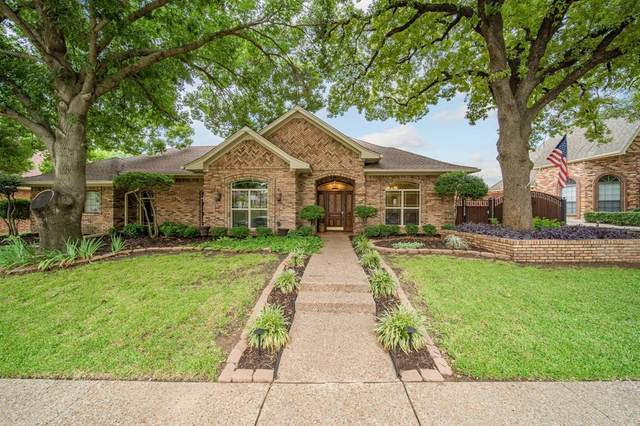 3312 Wendover Court, Bedford, TX 76021 (MLS #14403413) :: The Chad Smith Team