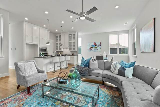 625 N Tyler Street #401, Dallas, TX 75208 (MLS #14403440) :: Trinity Premier Properties
