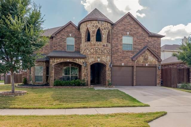 9801 Makiposa Lane, Fort Worth, TX 76177 (MLS #14403446) :: The Heyl Group at Keller Williams