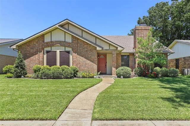 9417 Shearer Street, Rowlett, TX 75088 (MLS #14403483) :: RE/MAX Pinnacle Group REALTORS