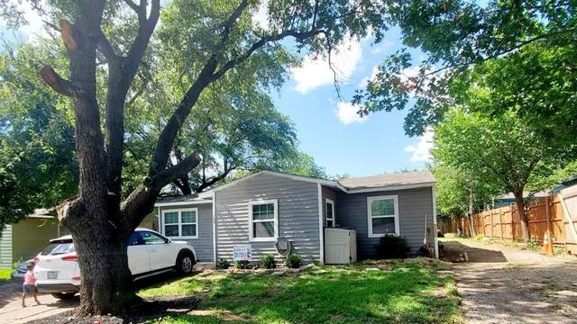 1303 Raines Street, Arlington, TX 76010 (MLS #14403502) :: RE/MAX Pinnacle Group REALTORS