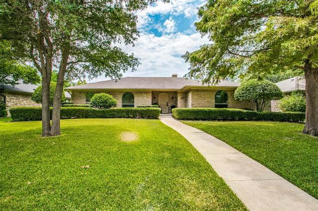 1004 Grinnell Drive, Richardson, TX 75081 (MLS #14403516) :: Team Tiller