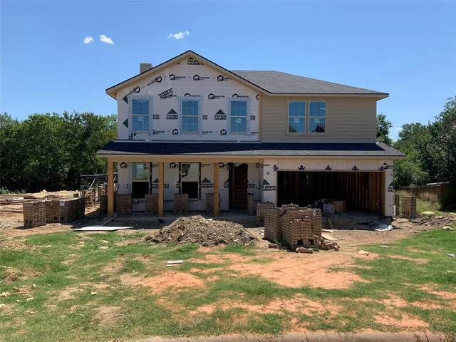 1831 Fairway Dr, Sherman, TX 75090 (MLS #14403534) :: The Mitchell Group