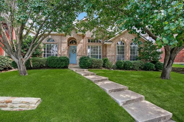 1750 Cresthill Drive, Rockwall, TX 75087 (MLS #14403563) :: The Heyl Group at Keller Williams