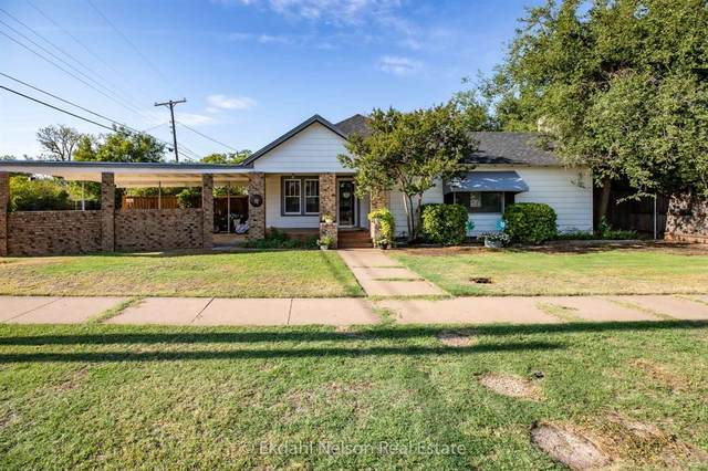 1221 14th Street, Anson, TX 79501 (MLS #14403595) :: The Heyl Group at Keller Williams