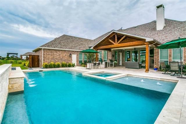 2761 Bauer Court, Lucas, TX 75002 (MLS #14403617) :: Frankie Arthur Real Estate