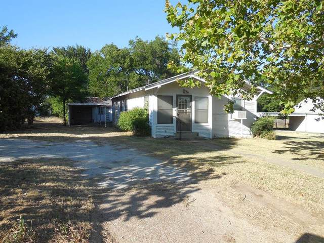 608 Mesquite Street, Ranger, TX 76470 (MLS #14403618) :: The Heyl Group at Keller Williams
