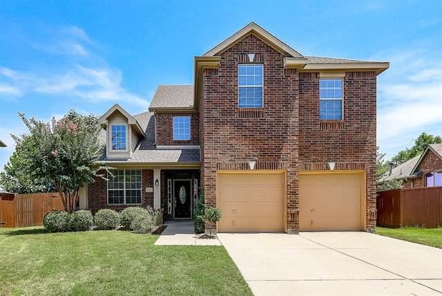 8000 Laurel Oak Drive, Fort Worth, TX 76131 (MLS #14403619) :: The Heyl Group at Keller Williams