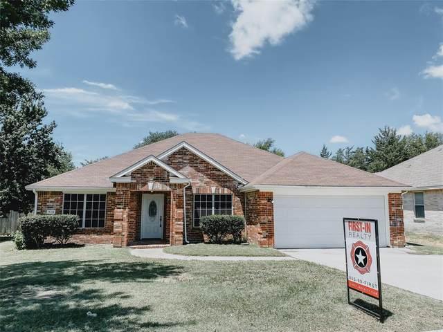 713 Westcreek Drive, Royse City, TX 75189 (MLS #14403639) :: The Heyl Group at Keller Williams