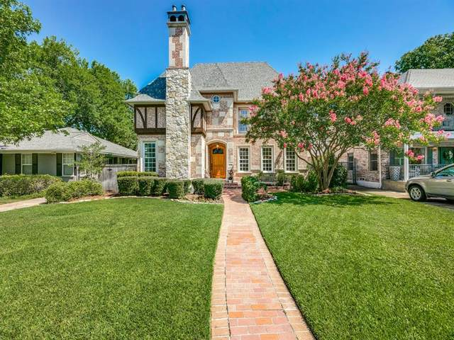 7423 Wentwood Drive, Dallas, TX 75225 (MLS #14403642) :: Robbins Real Estate Group