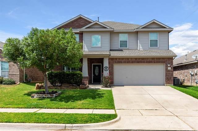 3937 Eaglerun Drive, Fort Worth, TX 76262 (MLS #14403663) :: The Heyl Group at Keller Williams