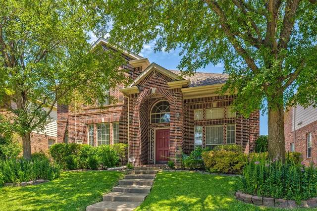 8012 Spring Peaks Drive, Plano, TX 75025 (MLS #14403698) :: Frankie Arthur Real Estate