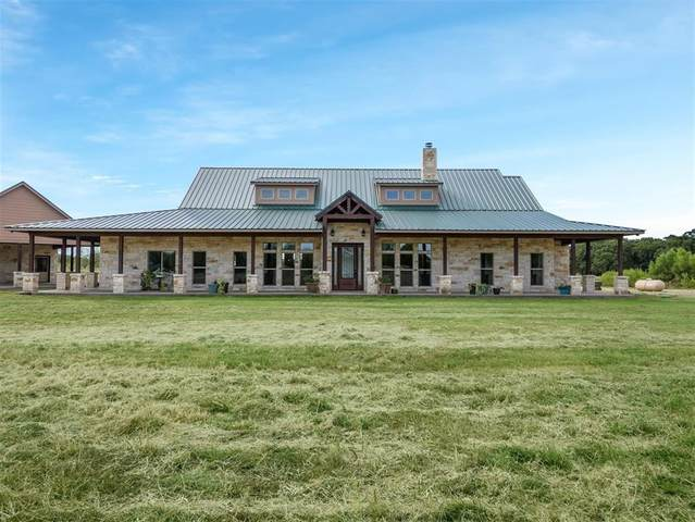 15833 NW County Road 4050, Frost, TX 76641 (MLS #14403713) :: North Texas Team | RE/MAX Lifestyle Property