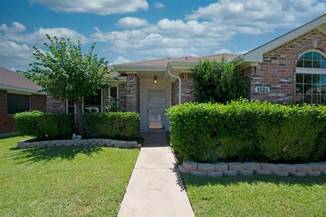 1524 Paintbrush Street, Mesquite, TX 75149 (MLS #14403721) :: The Heyl Group at Keller Williams