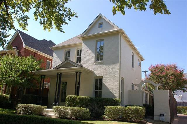 5120 Byers Avenue, Fort Worth, TX 76107 (MLS #14403725) :: The Tierny Jordan Network