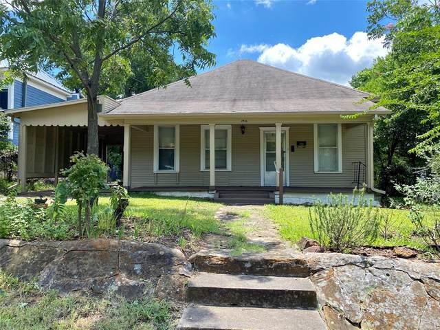 1416 W Chestnut Street, Denison, TX 75020 (MLS #14403728) :: Trinity Premier Properties