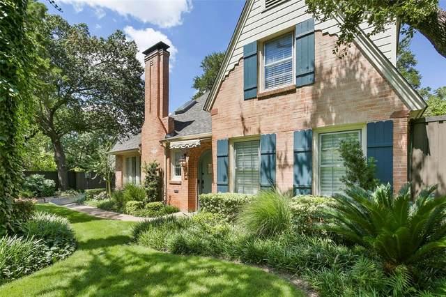 1310 W Canterbury Court, Dallas, TX 75208 (MLS #14403731) :: Real Estate By Design