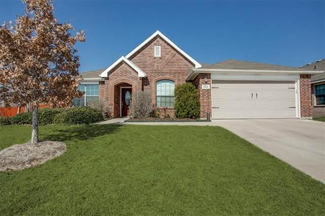 556 Braewick Drive, Fort Worth, TX 76131 (MLS #14403734) :: The Heyl Group at Keller Williams