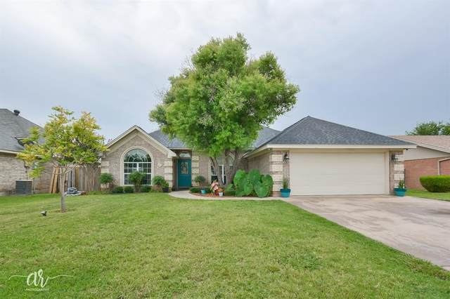 1501 Friars Street, Abilene, TX 79602 (MLS #14403738) :: North Texas Team | RE/MAX Lifestyle Property