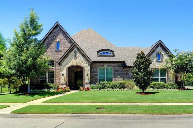 7016 Da Vinci, Colleyville, TX 76034 (MLS #14403739) :: The Good Home Team