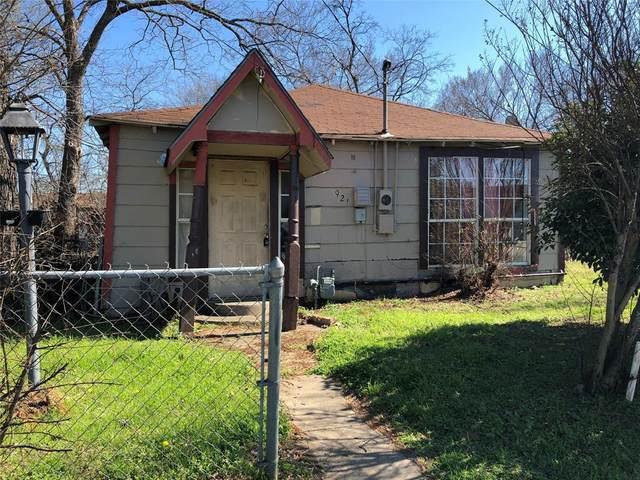 921 S Medora Street, Terrell, TX 75160 (MLS #14403744) :: The Rhodes Team