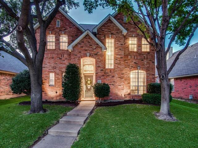 1641 Big Bend Drive, Lewisville, TX 75077 (MLS #14403748) :: The Heyl Group at Keller Williams