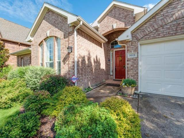 1011 Elmgrove Court, Keller, TX 76248 (MLS #14403754) :: The Good Home Team