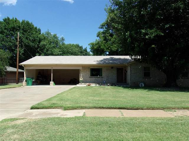 1108 S Seaman Street, Eastland, TX 76448 (MLS #14403761) :: The Heyl Group at Keller Williams
