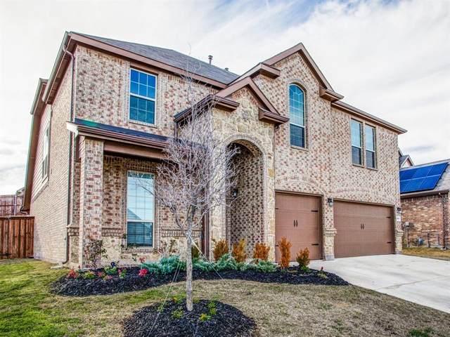 8901 Jewelflower Drive, Fort Worth, TX 76131 (MLS #14403767) :: The Heyl Group at Keller Williams