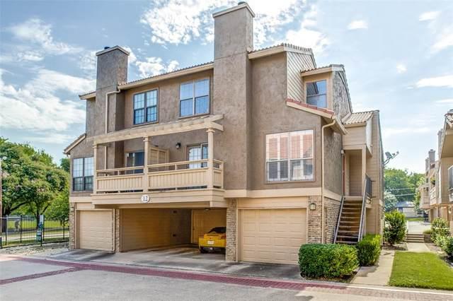 5200 Martel Avenue 12D, Dallas, TX 75206 (MLS #14403782) :: North Texas Team | RE/MAX Lifestyle Property