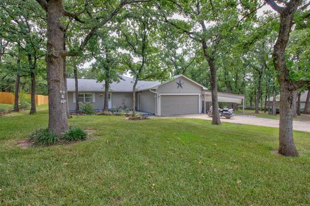 123 Shawnee Drive, Lake Kiowa, TX 76240 (MLS #14403787) :: All Cities USA Realty
