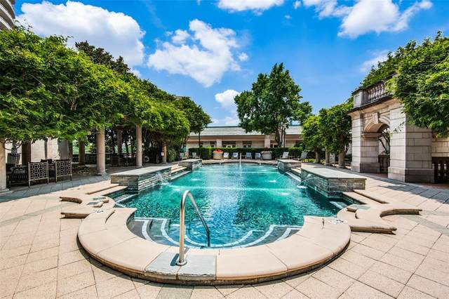 3401 Lee Parkway #701, Dallas, TX 75219 (MLS #14403804) :: Front Real Estate Co.