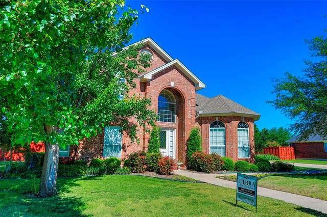 1209 Nortman Drive, Lindsay, TX 76240 (MLS #14403823) :: The Kimberly Davis Group