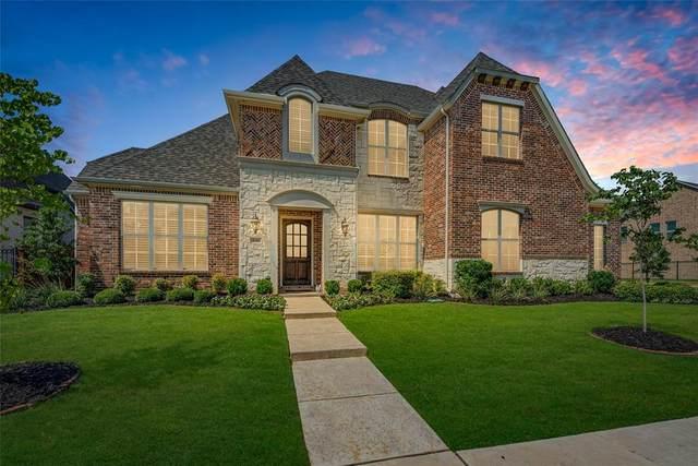 820 Rhone Lane, Southlake, TX 76092 (MLS #14403850) :: EXIT Realty Elite